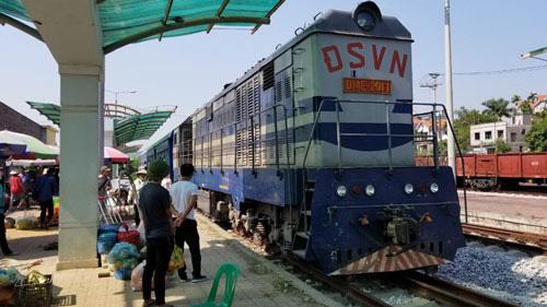 Dự án đường sắt 10 năm đắp chiếu, đội vốn 2.891 tỉ đồng - Ảnh 1.