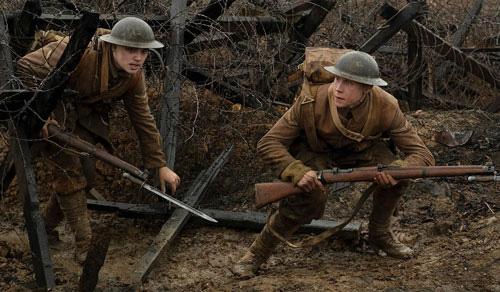 1917: Chiến tranh chưa bao giờ là câu chuyện cũ - Ảnh 1.