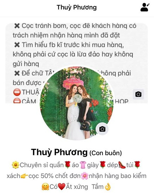 Nhiều người sập bẫy cô gái xinh đẹp khi mua khẩu trang phòng virus corona qua Facebook - Ảnh 2.