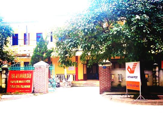 Chánh án huyện lộ clip nóng với nữ kế toán được điều về làm ở TAND tỉnh Quảng Bình - Ảnh 1.