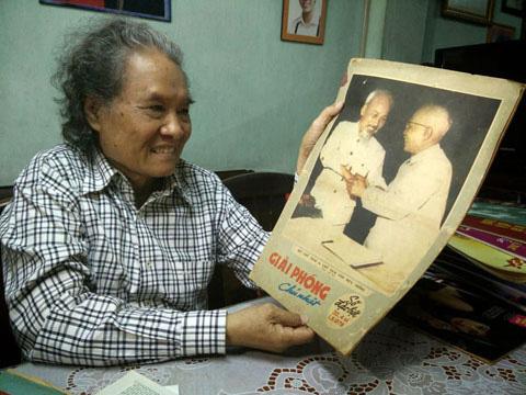 Nhà báo, nhà sưu tập Trần Thanh Phương qua đời - Ảnh 3.