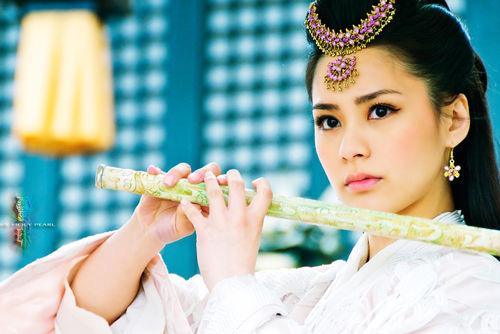 Những mỹ nhân Hoa ngữ sở hữu đôi mắt biết nói, hút hồn khán giả - Ảnh 11.