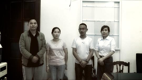 Bắt giữ ông Trùm trong đường dây ghi đề qua Zalo ở Quảng Bình  - Ảnh 1.