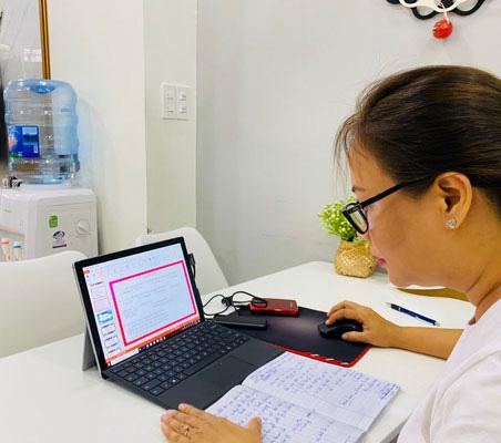 Công nhận kết quả dạy học trực tuyến - Ảnh 1.