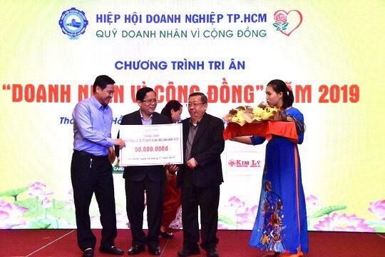 TP HCM vận động doanh nghiệp chung tay chống dịch Covid-19 - Ảnh 1.