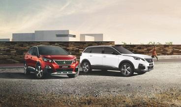 Bộ đôi SUV Peugeot 3008 và 5008 có thêm phiên bản mới - Ảnh 1.