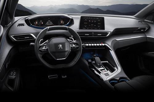 Bộ đôi SUV Peugeot 3008 và 5008 có thêm phiên bản mới - Ảnh 2.