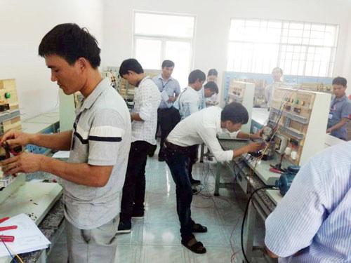 Bình Phước: Nâng cao kỹ năng nghề nghiệp cho người lao động