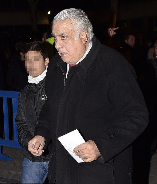 Rúng động: Cựu chủ tịch Real Madrid qua đời vì Covid-19 - Ảnh 2.