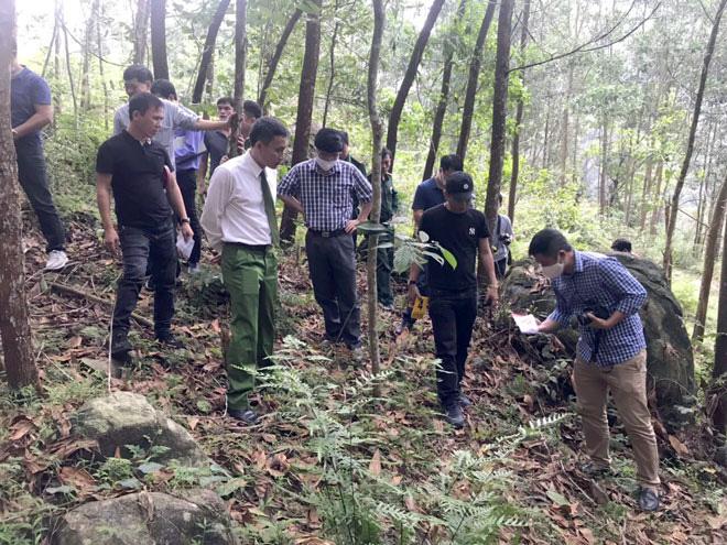 Truy bắt nhóm tội phạm ma túy tấn công làm thượng úy công an hy sinh rồi trốn vào rừng - Ảnh 2.