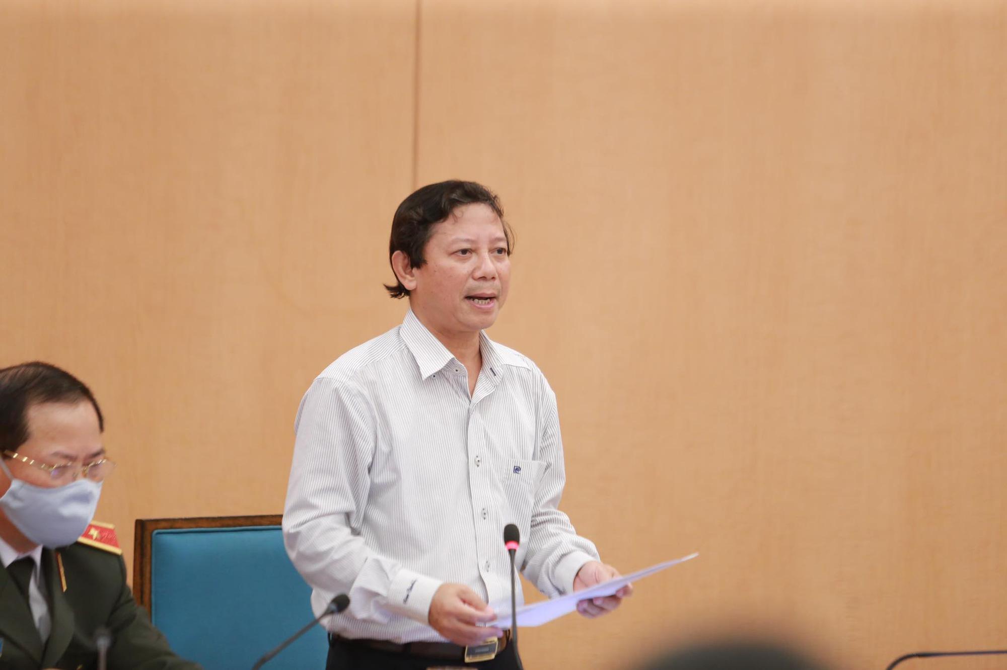 Ai phụ trách CDC Hà Nội sau khi ông Nguyễn Nhật Cảm bị khởi tố? - Báo Người  lao động
