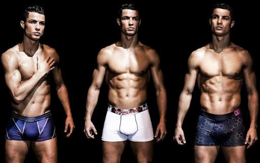 Choáng với body siêu nhân tuổi 35 của Ronaldo giữa mùa dịch - Ảnh 6.