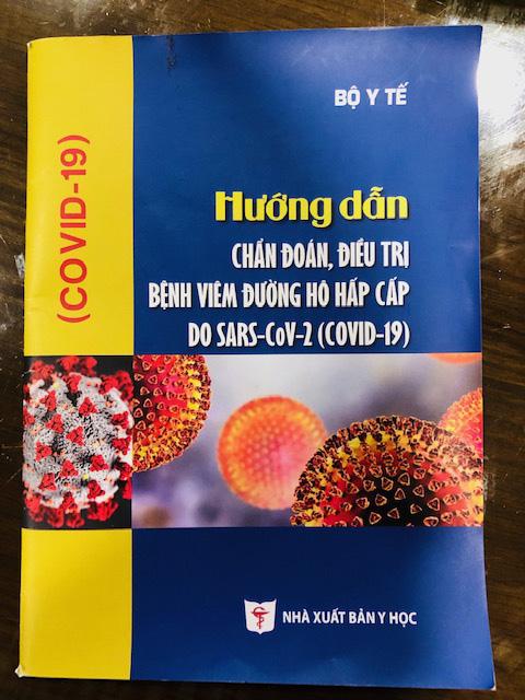 Hướng dẫn mới nhất của Bộ Y tế về chẩn đoán và điều trị Covid-19 - Ảnh 1.