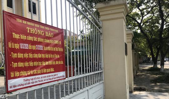 Chủ tịch UBND Thừa Thiên – Huế: Tôi chịu trách nhiệm trước Thủ tướng về Covid-19... - Ảnh 4.