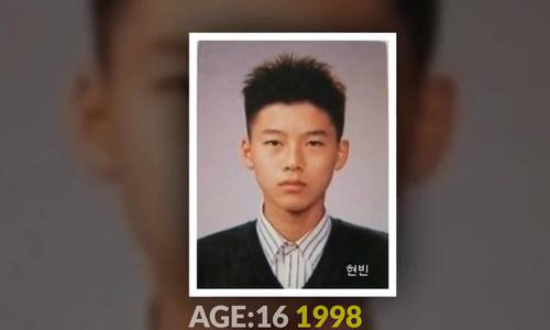 Hyun Bin gây sốt với loạt ảnh cũ - Ảnh 14.