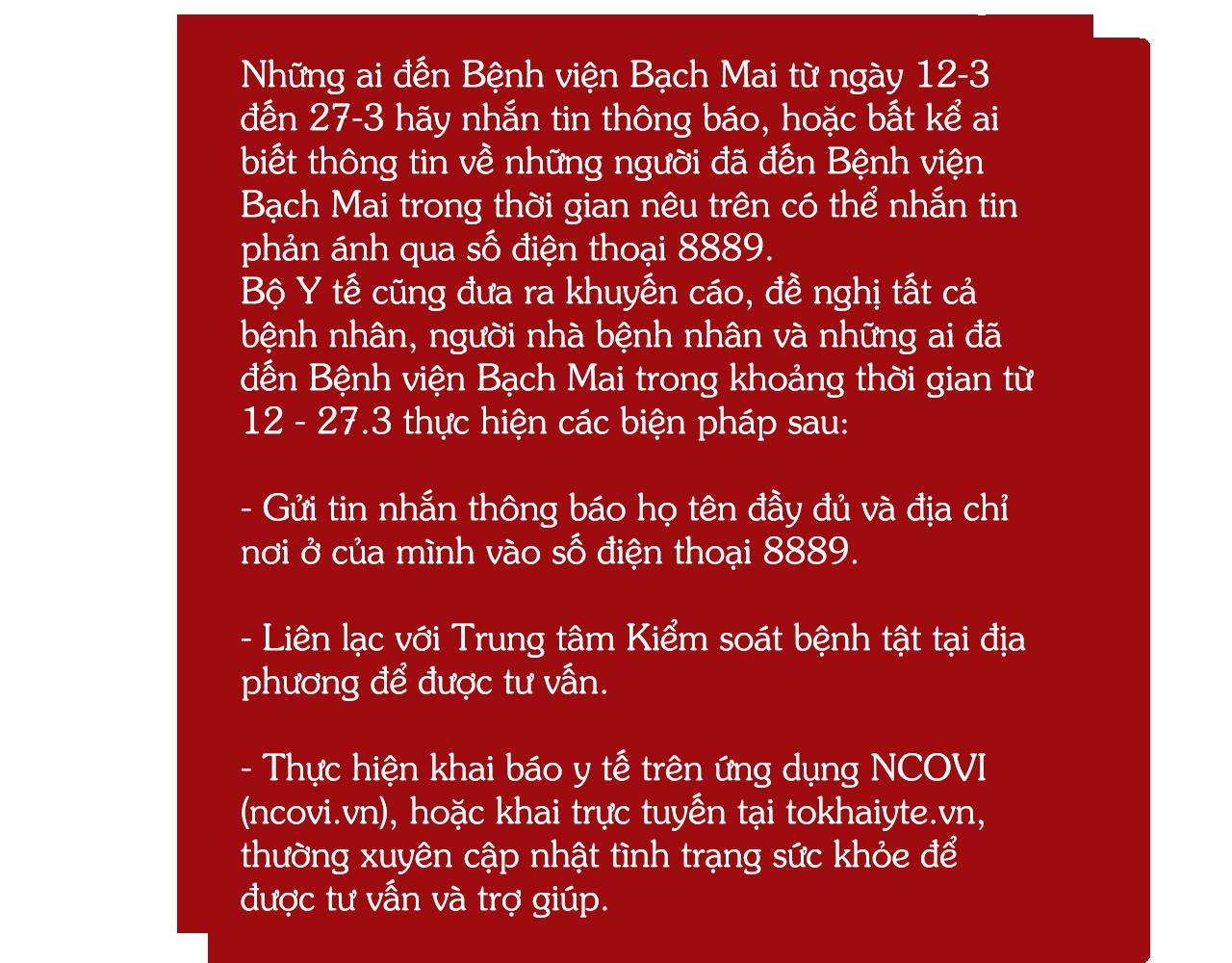 [eMagazine] Ổ dịch Covid-19 nguy hiểm nhất Việt Nam được phát hiện, khống chế thế nào? - Ảnh 33.