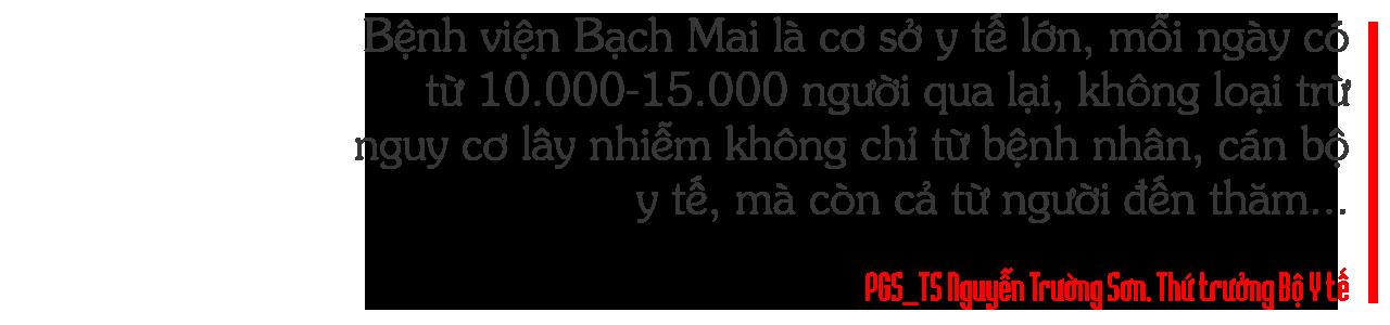 [eMagazine] Ổ dịch Covid-19 nguy hiểm nhất Việt Nam được phát hiện, khống chế thế nào? - Ảnh 9.