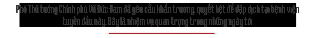 [eMagazine] Ổ dịch Covid-19 nguy hiểm nhất Việt Nam được phát hiện, khống chế thế nào? - Ảnh 1.