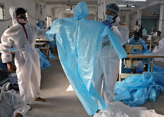 Ấn Độ đặt cược vào thiết bị y tế Trung Quốc - Ảnh 1.