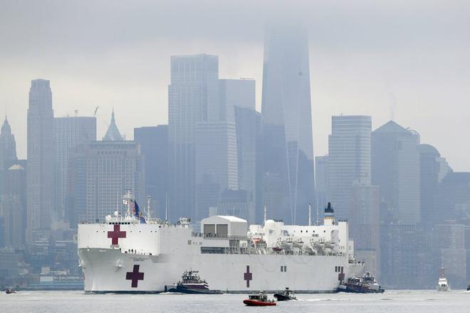 Covid-19: 1.200 người tử vong, Thống đốc New York khẩn thiết kêu cứu - Ảnh 2.