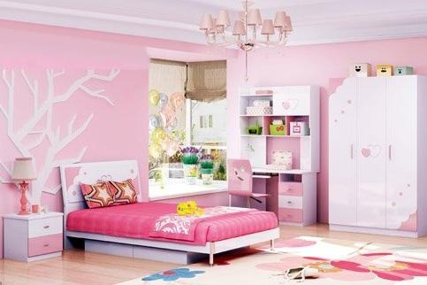 Gợi ý trang trí phòng ngủ kích thích tối đa trí sáng tạo cho trẻ nhỏ - Ảnh 3.