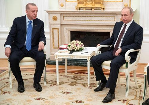 Nga - Thổ Nhĩ Kỳ nỗ lực hạ nhiệt căng thẳng ở Syria - Ảnh 1.