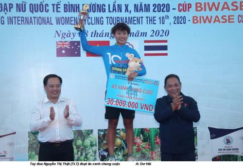 Phetdarin Somrat đoạt áo vàng chung cuộc Biwase 2020 - Ảnh 4.