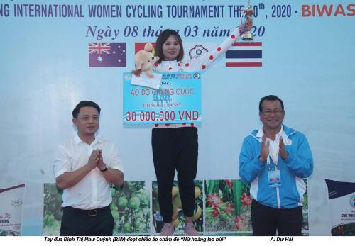 Phetdarin Somrat đoạt áo vàng chung cuộc Biwase 2020 - Ảnh 5.