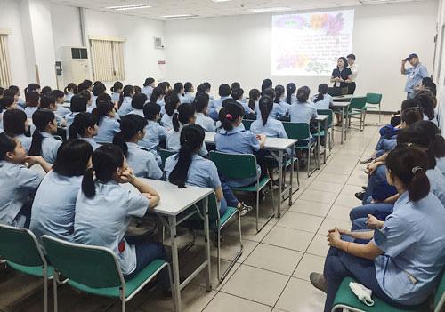 Hà Nội: Hơn 19.000 CNVC-LĐ được tuyên truyền pháp luật - Ảnh 1.
