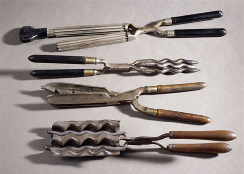 Tròn mắt xem các dụng cụ làm đẹp tóc thời xưa - Ảnh 5.