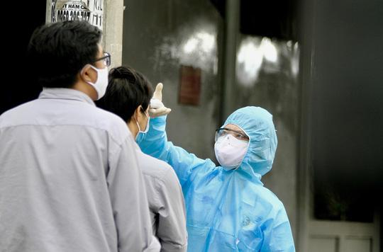 TP HCM: Cách ly 2 người Trung Quốc có thân nhiệt 39 độ C  - Ảnh 3.