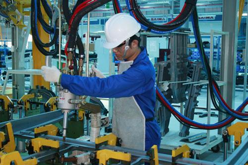 Tai nạn lao động gây thiệt hại gần 10.000 tỉ đồng - Ảnh 1.