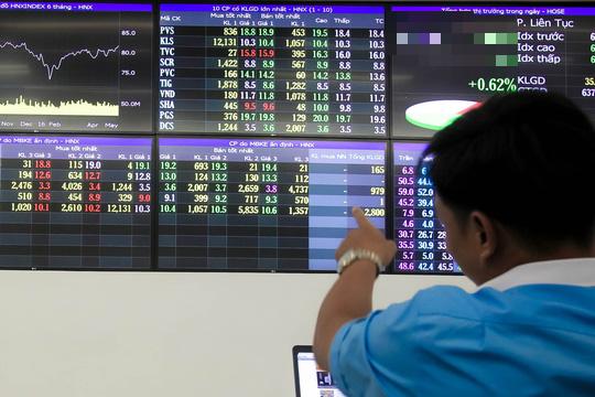 Nhiều nhà đầu tư số 0 ồ ạt mở tài khoản bắt đáy chứng khoán - Ảnh 1.
