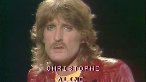 Thương tiếc danh ca Pháp Christophe - Ảnh 3.