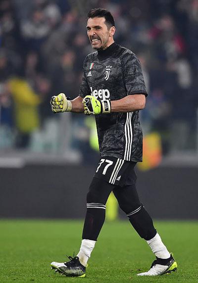 Gianluigi Buffon: Khát vọng tuổi 42 - Ảnh 1.