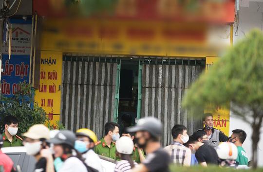 Trước khi tử vong, Chi cục trưởng thi hành án dân sự TP Thanh Hóa ăn cơm cùng sếp DN bất động sản - Ảnh 1.
