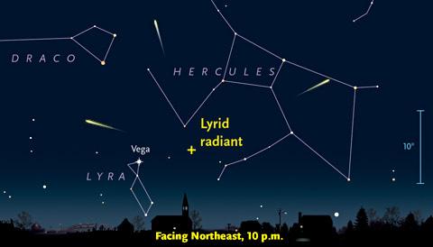 Đêm nay, bầu trời Việt Nam xuất hiện cực đỉnh mưa sao băng 2.500 tuổi - Ảnh 1.