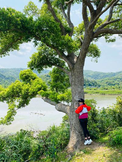 Châu Nhuận Phát leo núi cùng Lưu Gia Linh - Ảnh 5.