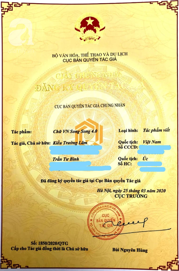 Tiếng Việt không dấu được cấp bản quyền, còn nhiều tranh cãi về có sử dụng hay không - Ảnh 1.