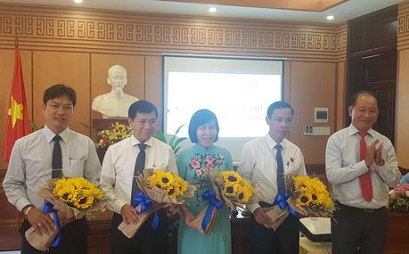 Ông Nguyễn Văn Sơn làm Chủ tịch UBND TP Hội An - Ảnh 2.