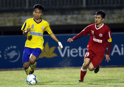 Tan hoang bóng đá Đồng Tháp - Ảnh 1.