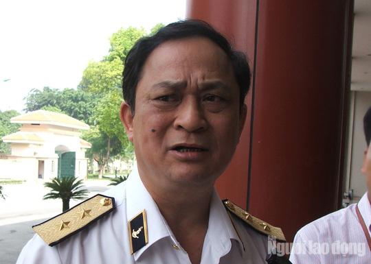 Đô đốc Nguyễn Văn Hiến bị khai trừ Đảng - Ảnh 1.