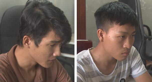 Lên cơn nghiện, 2 thanh niên đập máy bán nước tự động lấy tiền mua cỏ Mỹ - Ảnh 1.