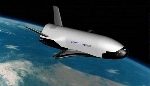 Quân đội Mỹ bí mật phóng tàu vũ trụ có phòng thí nghiệm vào không gian - Ảnh 1.