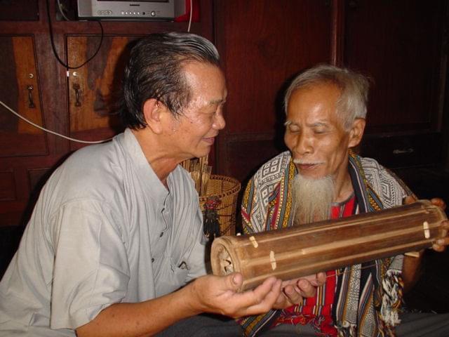 Nghệ nhân dân gian Nguyễn Văn Nổi qua đời - Ảnh 3.