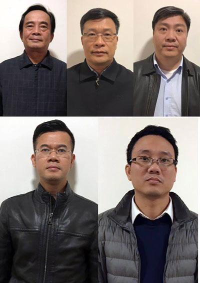 Truy tố 12 bị can trong vụ án xảy ra tại BIDV - Ảnh 1.