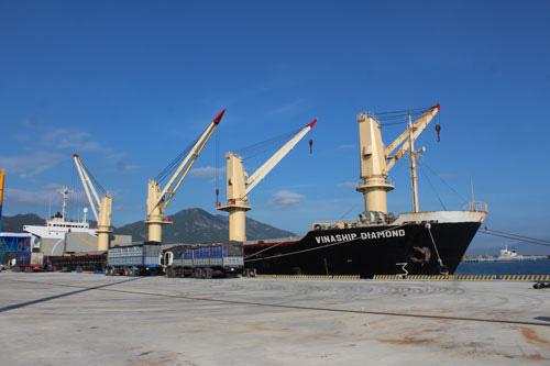 Động lực mới cho Khu Kinh tế Vân Phong - Ảnh 1.