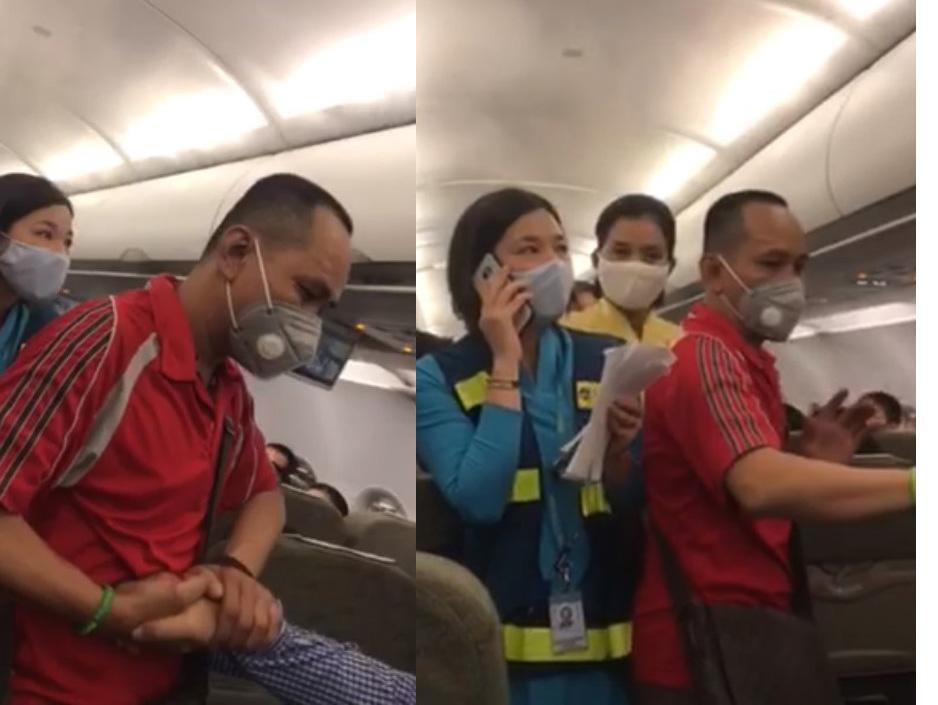 Hành khách gây rối trên máy bay: Người nói can ngăn đã có biểu hiện bất thường gì?  - Ảnh 2.