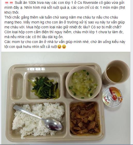 Phụ huynh tiếp tục đến Trường Việt Úc yêu cầu đối thoại - Ảnh 1.