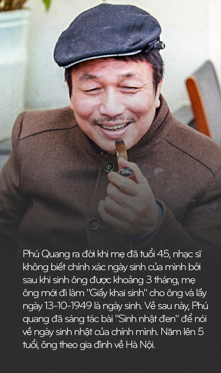 [eMagazine] Nhạc sĩ Phú Quang - Thổ dân của Hà Nội - Ảnh 1.
